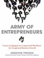 Army of Entrepreneurs