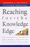 Reaching for the Knowledge Edge