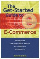 The Get-started Guide to E-commerce
