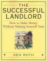 The Successful Landlord