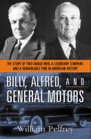 Billy, Alfred, and General Motors