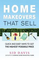 Home Makeovers That Sell
