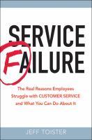 Service Failure