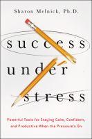 Success Under Stress