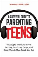 A Survival Guide to Parenting Teens