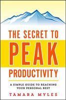 Title Cover: The Secret to Peak Productivity