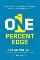 The One-percent Edge