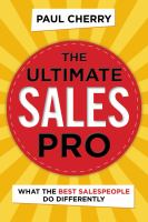 The Ultimate Sales Pro
