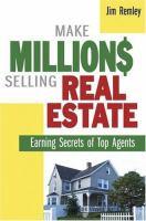 Make Millions Selling Real Estate