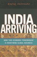 India Arriving