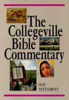 The Collegeville Bible Commentary