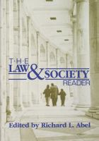 The Law & Society Reader