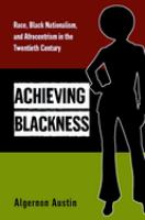 Achieving Blackness