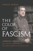 The Color of Fascism