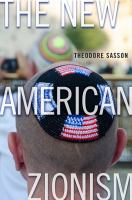The New American Zionism