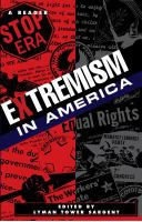 Extremism In America