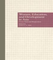 Women, Education, and Development in Asia