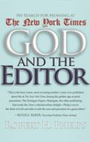 God and the Editor