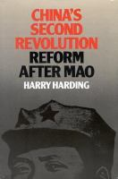 China's Second Revolution