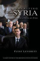 Inheriting Syria