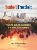 Sunbelt/frostbelt