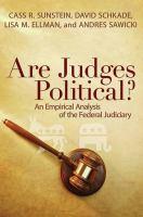 Are Judges Political?