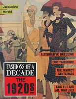 Fashions of Decade. The 1920s