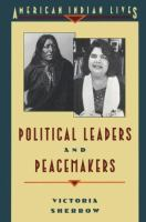 Political leaders and peacemakers