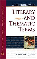 A Dictionary of Literary and Thematic Terms