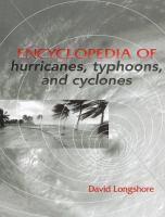 Encyclopedia of Hurricanes, Typhoons and Cyclones