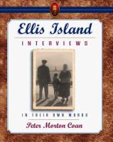 Ellis Island Interviews