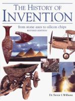 A History Of Invention