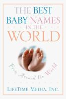The Best Baby Names in the World, From Around the World