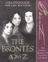The Brontës, A to Z