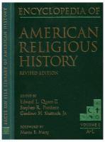 Encyclopedia of American Religious History