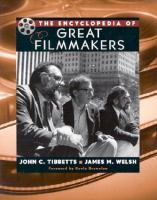 The Encyclopedia of Great Filmmakers