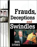 Frauds, Deceptions and Swindles