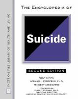 The Encyclopedia of Suicide