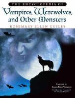 The Encyclopedia of Vampires & Werewolves