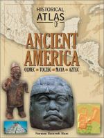 Historical Atlas of Ancient America