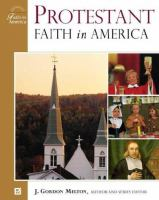 Protestant Faith in America