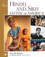 Hindu and Sikh Faiths in America