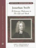 Critical Companion to Jonathan Swift