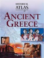 Historical Atlas of Ancient Greece