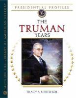 The Truman Years