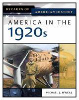 America in the 1920s