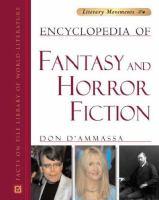 Encyclopedia of Fantasy and Horror Fiction