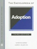 The Encyclopedia of Adoption