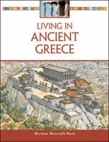 Living In-- Ancient Greece