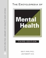 The Encyclopedia of Mental Health